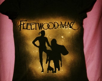 Fleetwood Mac Rumours Cover Inspired T-Shirt