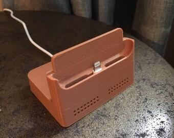 3D Printed Apple iPhone 6 Plus Dock