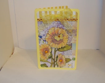 Handmade card is perfect for Any Occasion