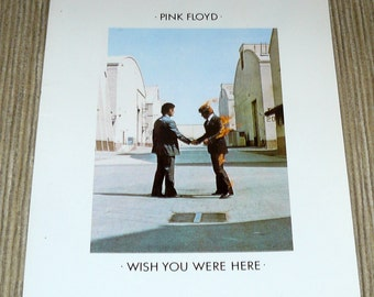 PINK FLOYD Wish You Were Here: Sheet Music Song Book