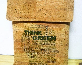 Think Green tablet sleeve