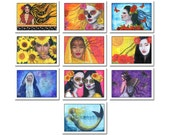 Just 10 Pages Postcard 10-Pack