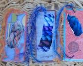 Knit Happens bookmark set