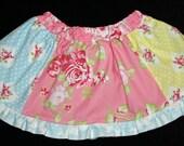 Baby Darla Rose Skirt 12/18m