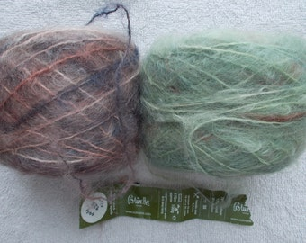 Colinette mohair yarn