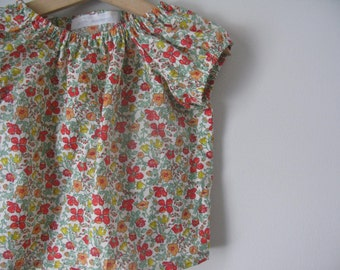 Liberty of London Blouse Size 2-3 T