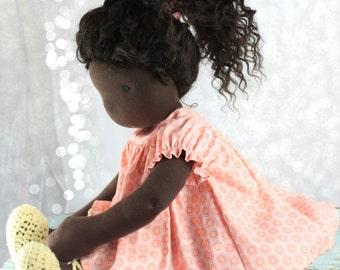 16-18 inch Slim Waldorf Doll Dress