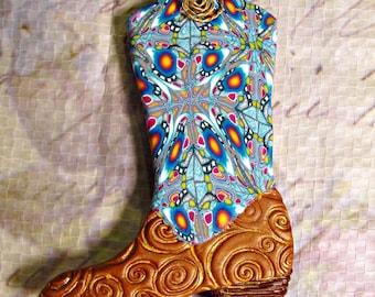 Custom Cowboy Boot ornaments