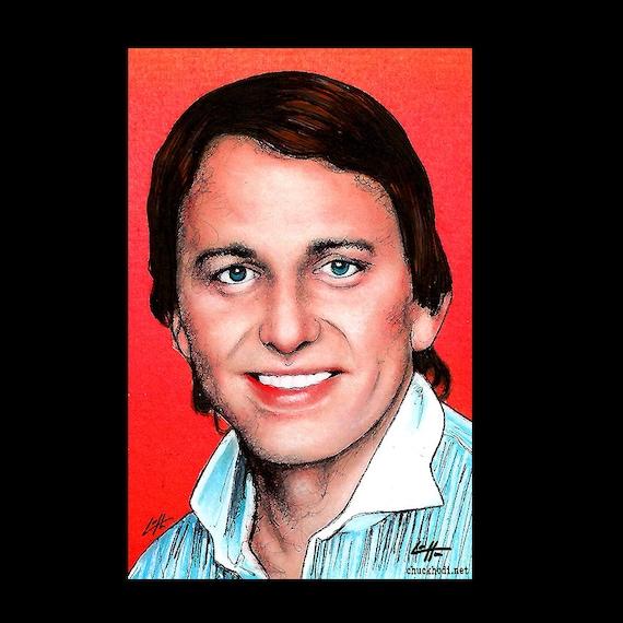 """Print 11x17"""" - Jack Tripper - Three's Company John Ritter Comedy TV 70s 80s Vintage - il_570xN.720340362_4ia8"""