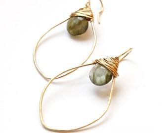 Passage earrings