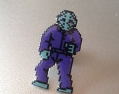 jason voorhees - friday the 13th pin