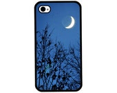 Phone Case - By the Light of the Moon Photo - Hard Case for iPhone 4, 4s, 5, 5s, 5c, 6, 6 Plus - iPod Touch 4, 5 - Galaxy S3, S4, S5