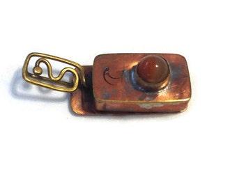 Secret box pendant