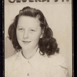 Vintage photo Red Head Teenage Girl 3 photo booth photobooth 3 frames Olvera Street