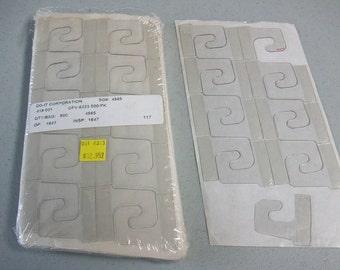 Package of Adhesive Display Hangers