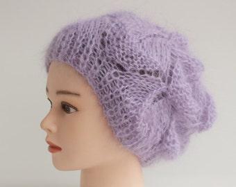 SALE-Knitted hat, handmade women hat