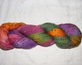Littleheart - Donegal nep/BFL sock yarn