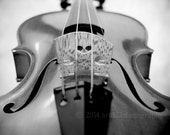 Violin Photography Music Print Large Wall Art Black and White Still Life Home Decor 20x20 inch Fine Art Photography Print