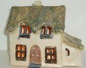 Ceramic Clay House