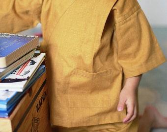 KIDS KIMONO - PDF e pattern - Kids Jinbei - size 1Y