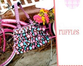 Penelope Ruffles Bag Sewing Pattern