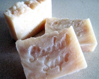 Shampoo Bar - Tea Tree Oil (For all hair types) (lots of lather, fresh and clean, natural antibacterial)