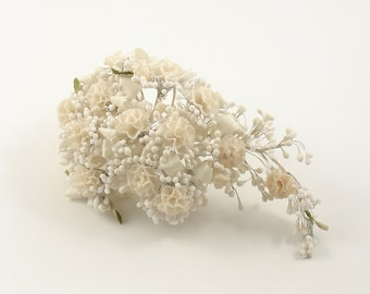 Wedding Bouquet Brides Bouquet Vintage Wedding Decoration