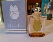 Vintage Miss DIOR FRENCH PERFUME By Christian Dior