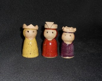 Mini 3 Wise Men set - #21