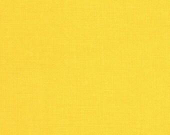 1 yard Free Spirit Designer Solid - Pineapple