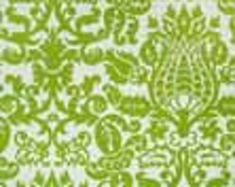 CLEARANCE SALE PILLOW Covers Lime Green Chartreuse Damask Amsterdam Throw Pillow shams 14, 16, 18, 20 ' Rpst