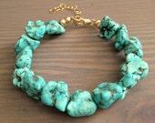 Fallen Sky Turquoise Bracelet
