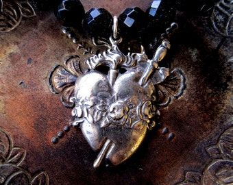 Our Lady of Sorrows Necklace
