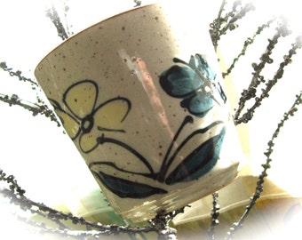 Vintage Mod Flower Pot Japan