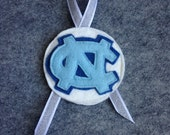 SaLe: University of North Carolina Tar Heels Ornament