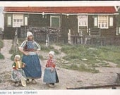 Mother and Children in Holland