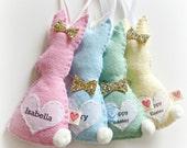 Cute PASTEL Spring Bunny Rabbit decoration