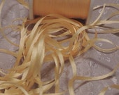 2mm silk ribbon  Sunflower #664 5 yards