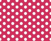 Riley Blake Designs - Dots in Red by Carina Gardner C4335