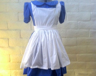 Adult Size Alice in Wonderland Dress