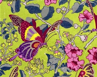 Melissa White Butterfly Carnival in Vibrant MW04 Fairlyte LAST 56 Inches