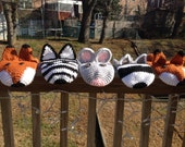 Hand puppets for imaginative play