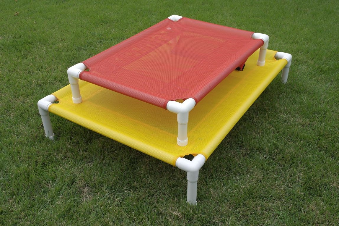 outside dog cot custom made dog cots dog beds for camping - 🔎zoom