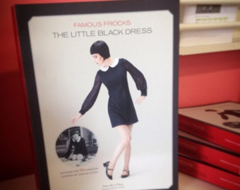 Famous Frocks- the little black dress by Dolin O' Shea pattern/sewing book