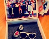 Dog Gift Personalized memory box dog grooming box custom photo box best puppy gift best friend gift best animal gift