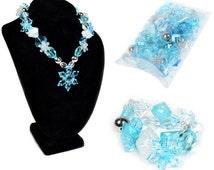 Disney's Frozen Jewelry Kit Elsa or Anna Jewelry Kits DIY Craft Kit