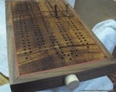 Enter the etys.com coupon LEAPYEAR2016 at etsy checkout for a 29% discount!  Marjoron - Artisan Cribbage Board