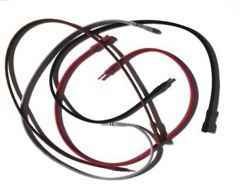 Velvet Cord for Pendants
