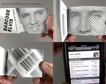 Barcode Elvis Presley Flipbook