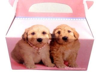 Gourmet Dog Treats - Glamour Pups - Gift Tote Vegetarian All Natural - Shorty's Gourmet Treats